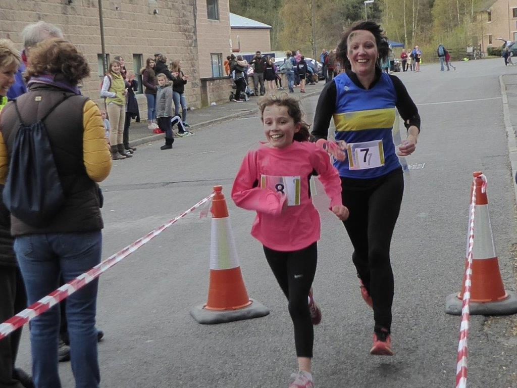 2) Happy Daughter and Mum Incline 2016