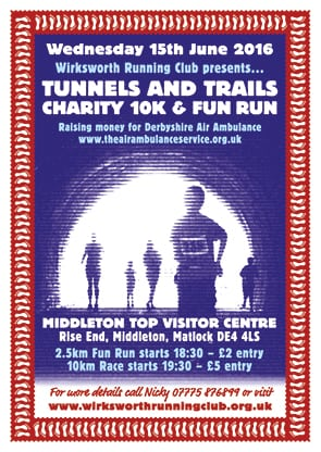 Tunnels and Trails  2016 poster uploaded