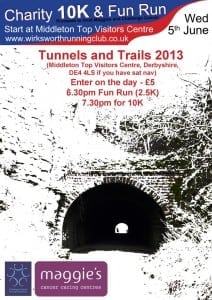 Tunnels and Trails is getting closer and closer!