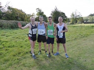 004. T'Owd Man's 2,3,4,5th over the line