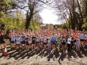 Wirksworth Incline Race 26 April 2015