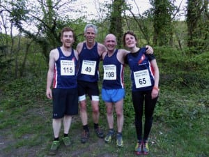 Masson Hill Race 29 April 2015