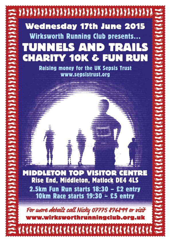 Tunnels and Trails 2015 poster