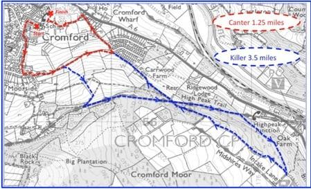 Cromford Killer 13 June 2015