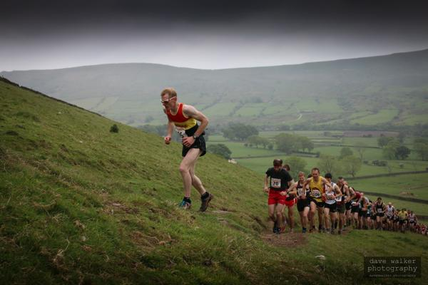 Edale Fell Race 14th June 215