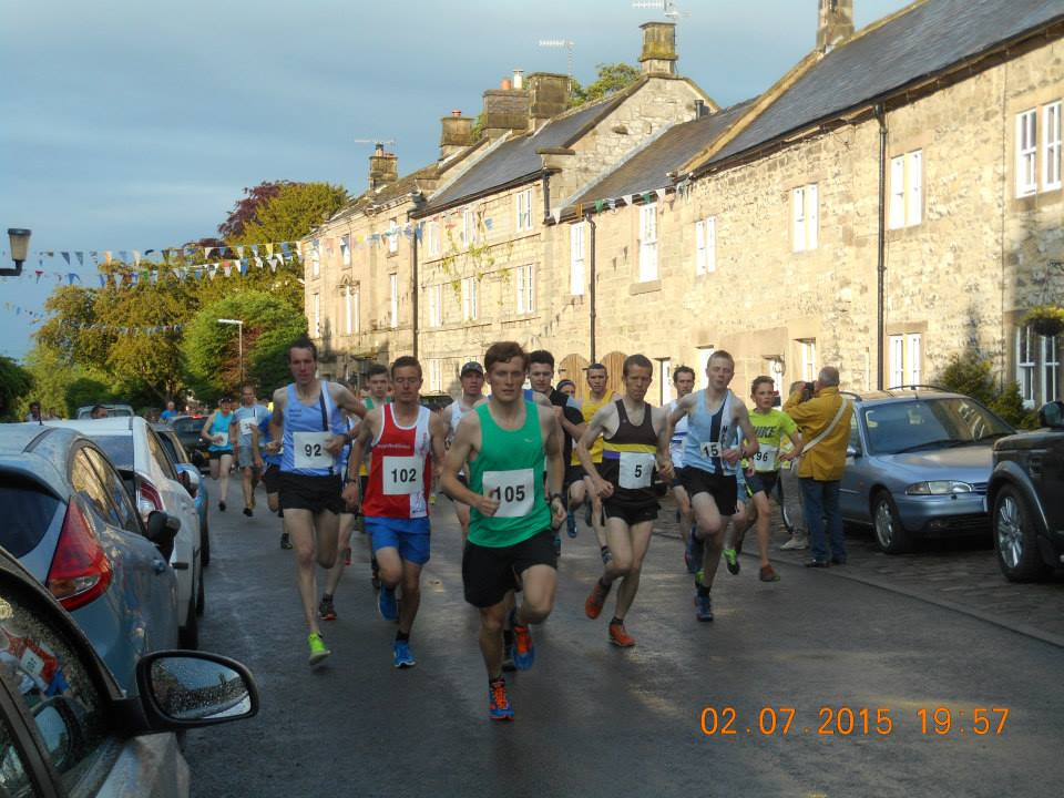 Winster Hill Race 2 July 2015