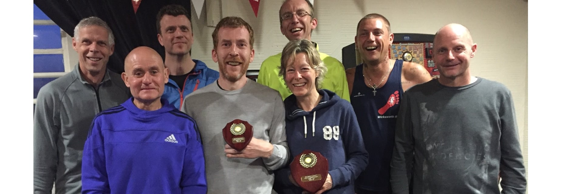 BDL XC awards winter 2015-16