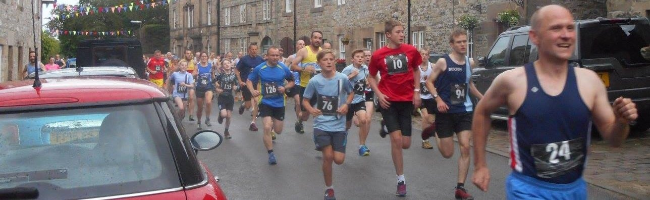 Winster Hill Race 30 June 2016.