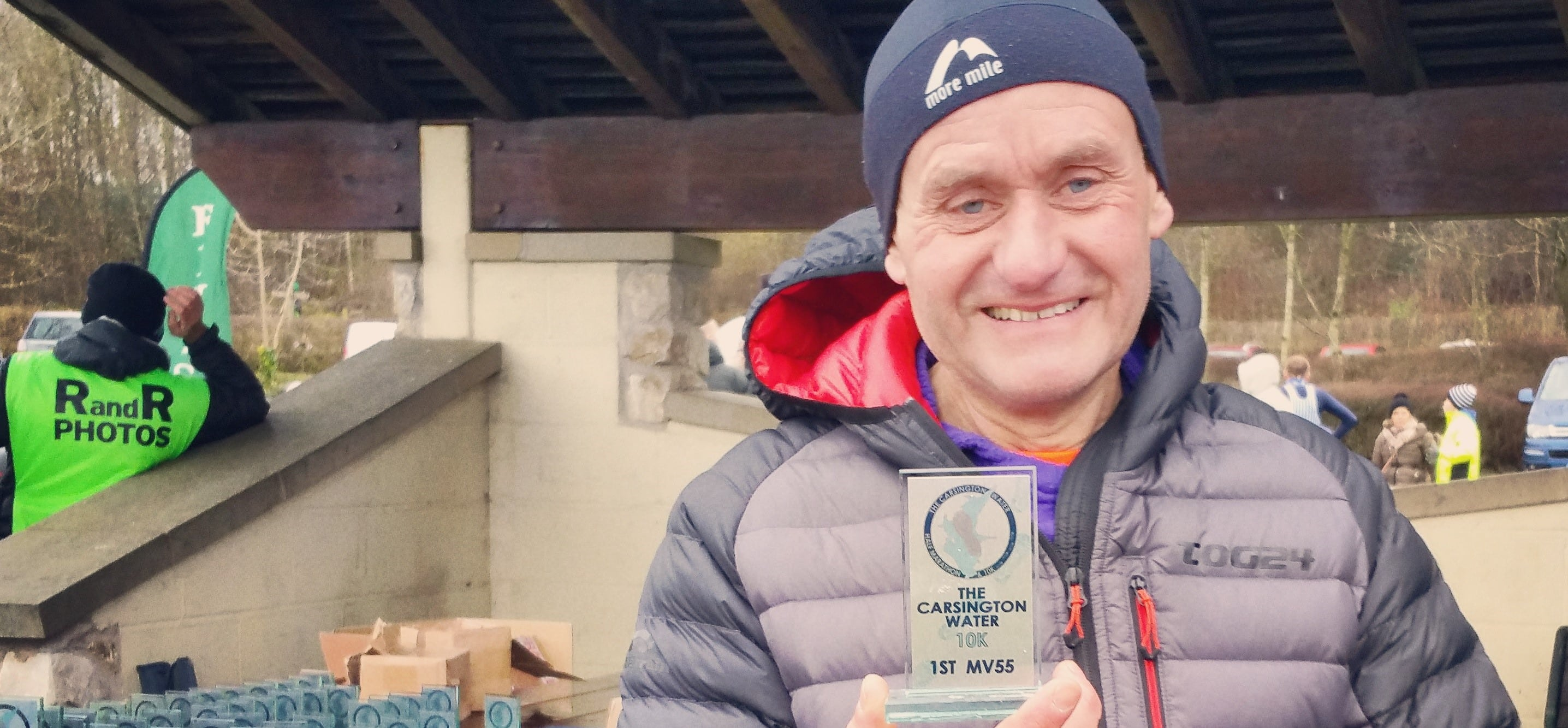 Carsington Water Half Marathon and 10k