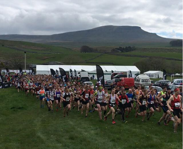Three Peaks Fell Race 2017 – Saturday 29 April 2017