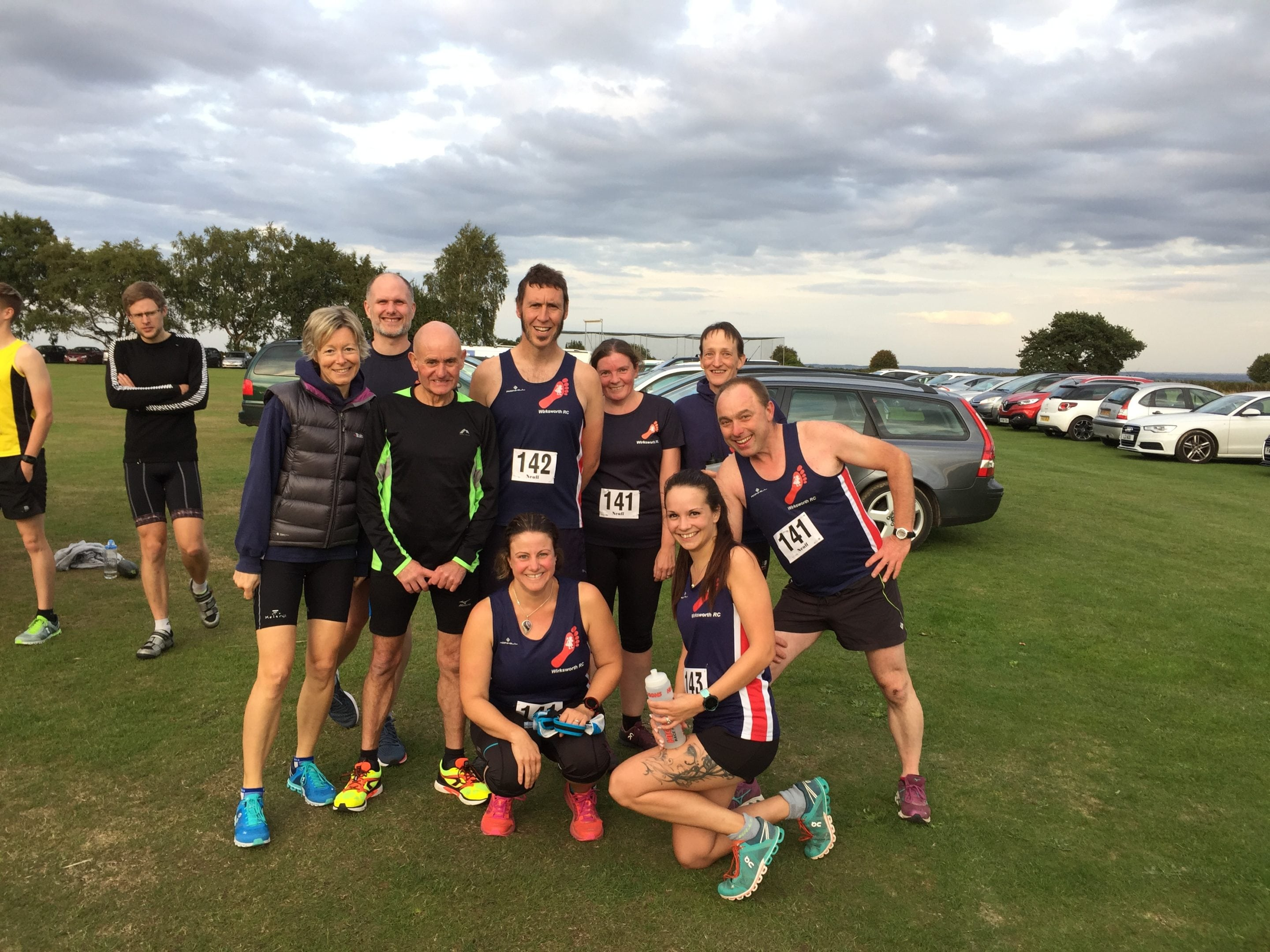 Alport Heights relays 30 August 2018