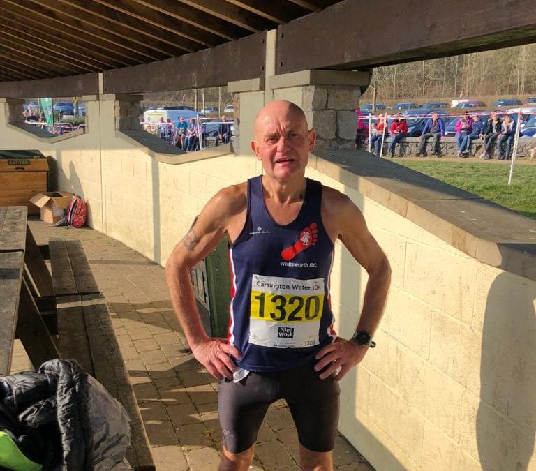 Carsington 10km and half marathon 23rd to 24th February