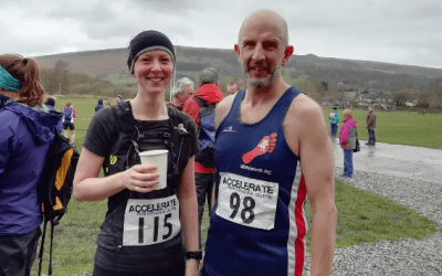 Hope winter fell race report