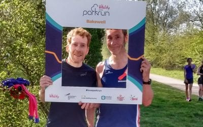 Parkrun report 20th April