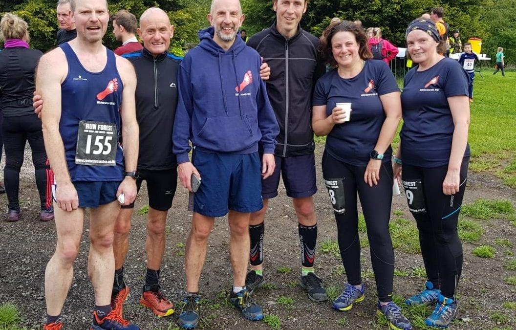 Ambergate Fell Race