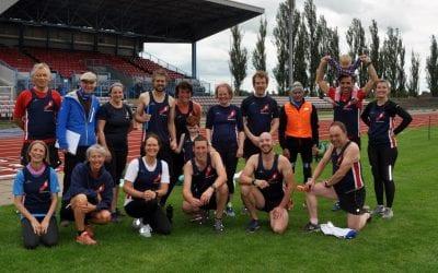 Wirksworth Running Club Summer Sports Day, June 15th