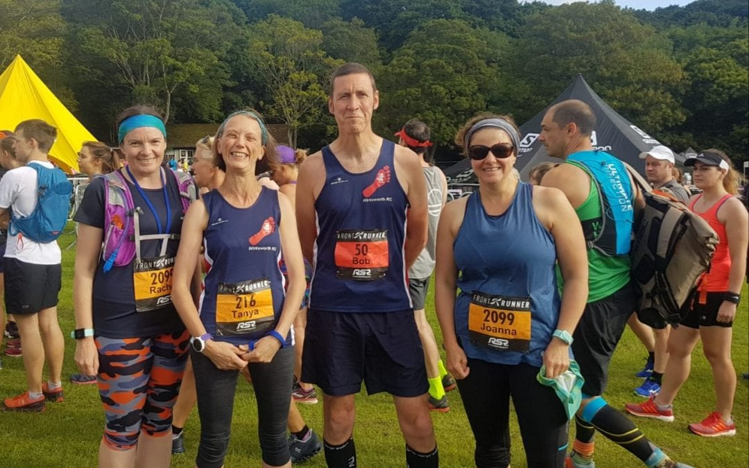 Round Sheffield Run 30th June