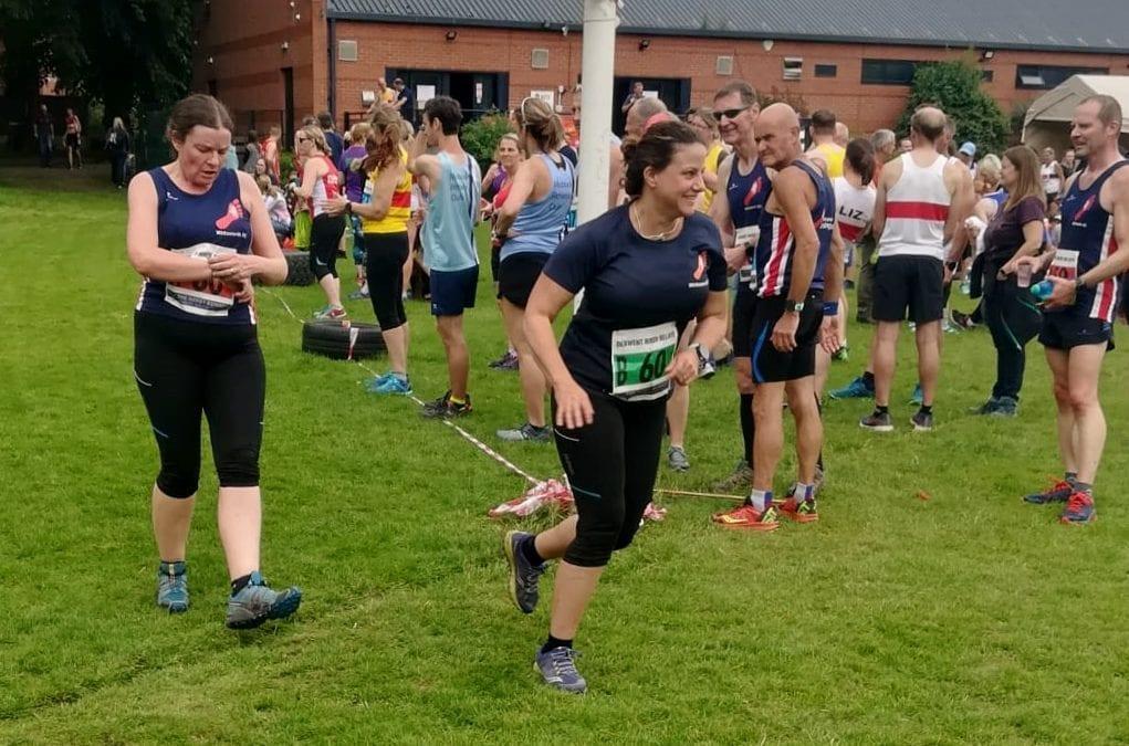 Belper relays 6th July