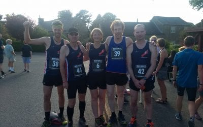 Ashover Fell Race 5th July