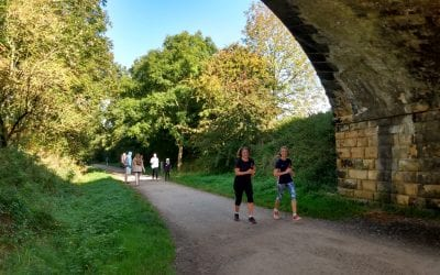 Parkrun report 14th September