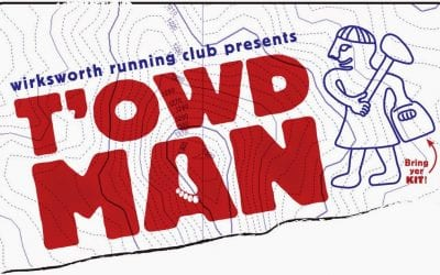 T'Owd Man Trail Half Marathon 22nd September