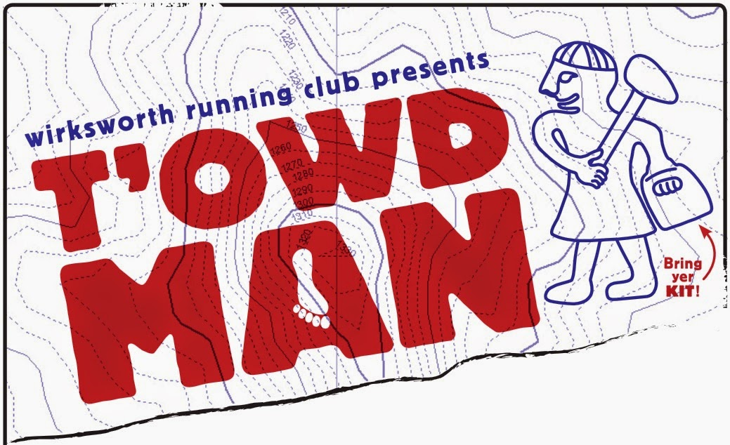 T'Owd Man Trail Half Marathon 22nd September