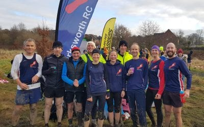 BDL X-country league. Race 3 – Ilkeston 1st December
