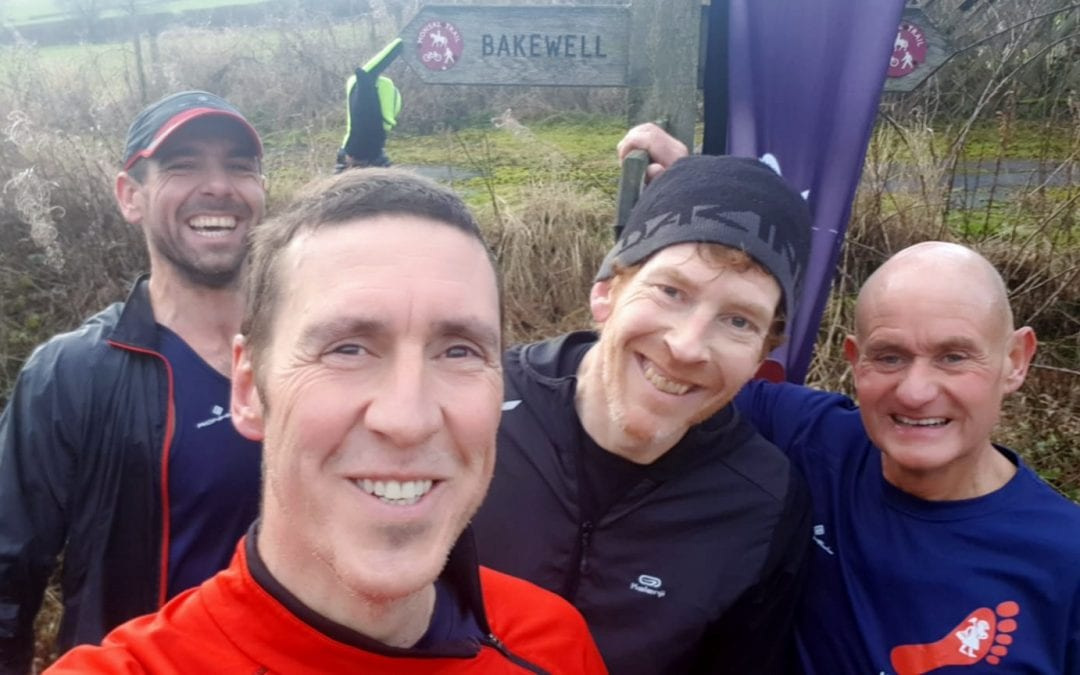 Parkrun report 7th December