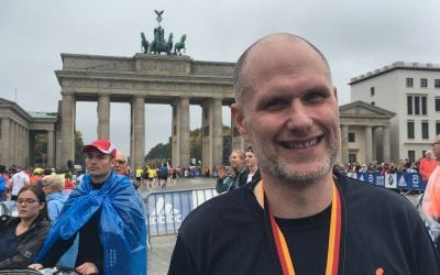 A marathon success story to inspire us all