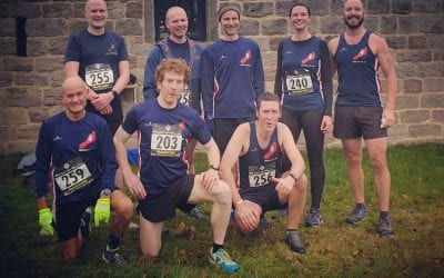 Dave Denton hangover race report January 1st