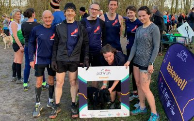 Parkrun report 1st February