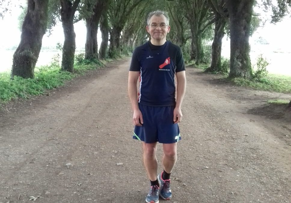 Parkrun report 8th February