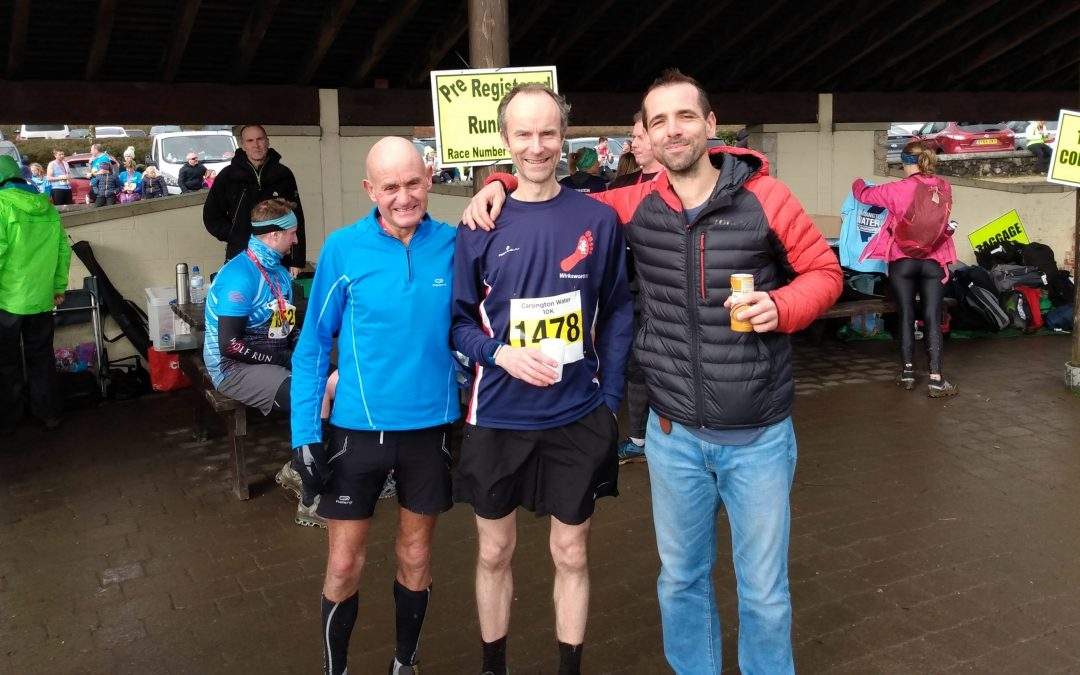 Carsington Water 10km and Half marathon February 22nd – 23rd