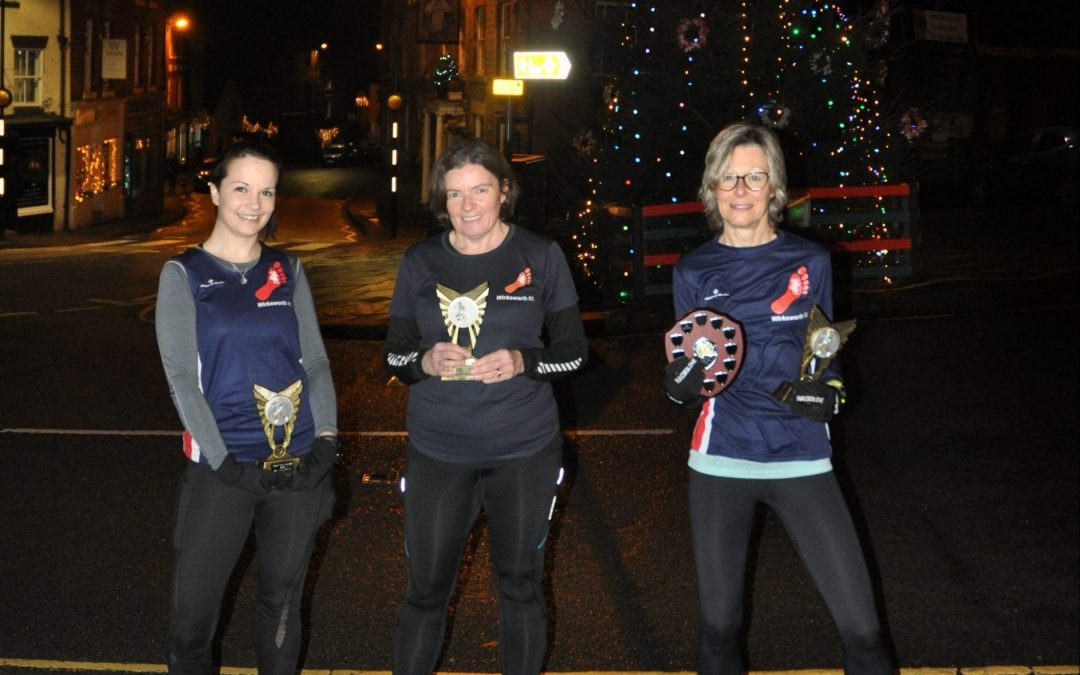 WRC handicap league 2020 – what an exciting finish!