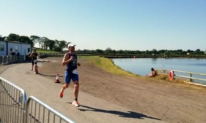 Mallory Park Sprint Triathlon, 18th July