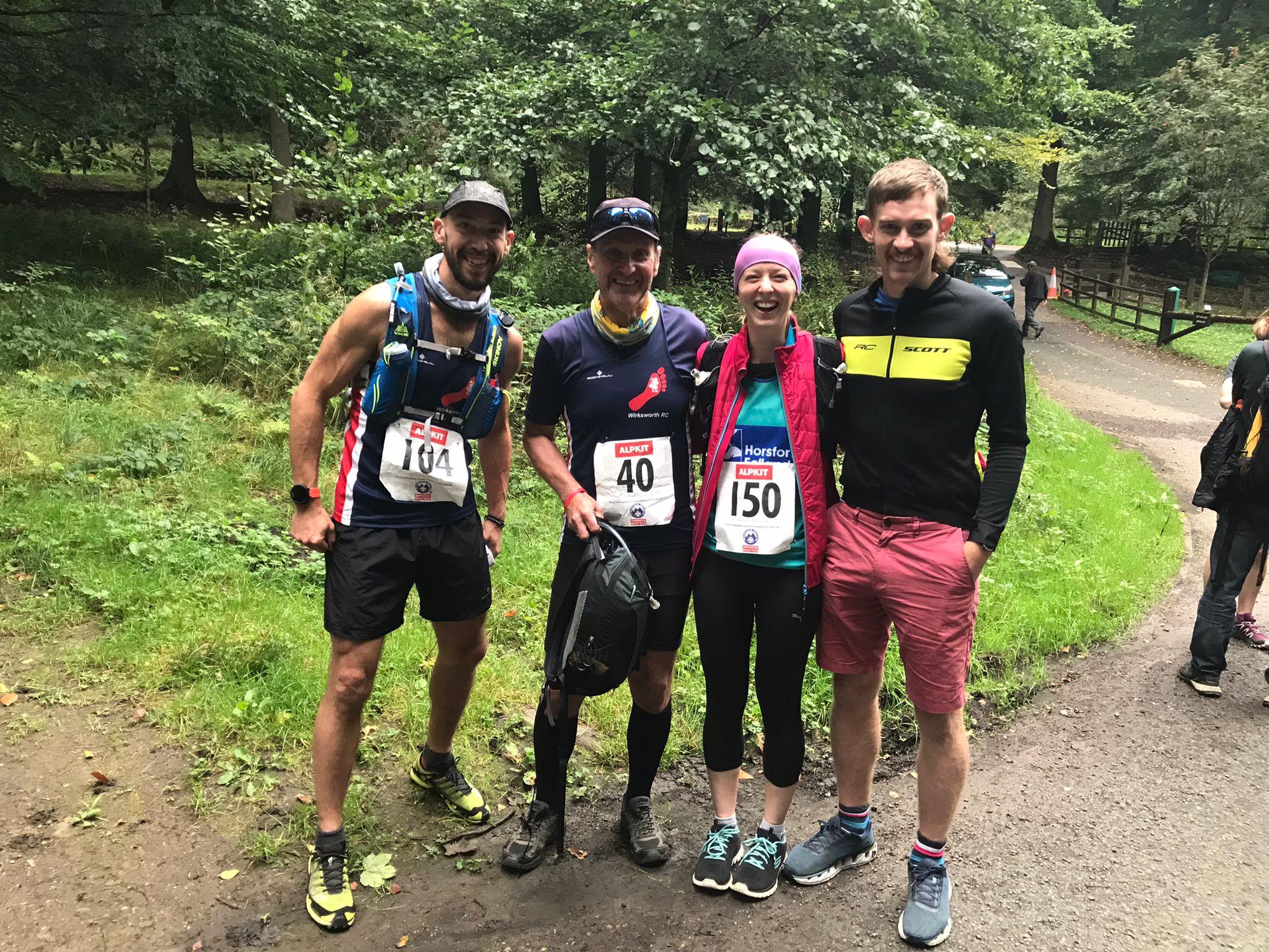 Nine Edges Endurance Challenge – 11 September 2021