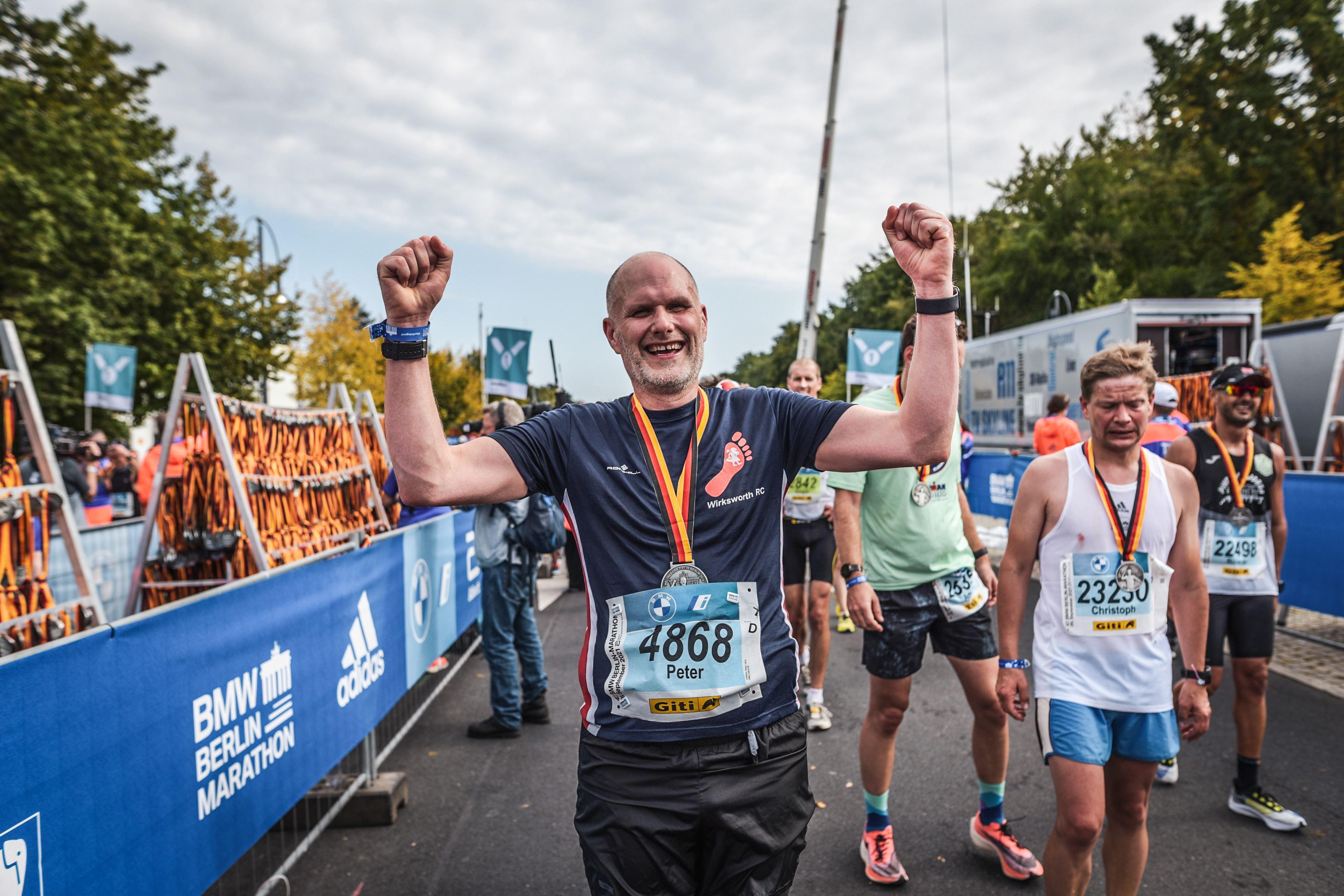 Berlin marathon 2021, September 26th
